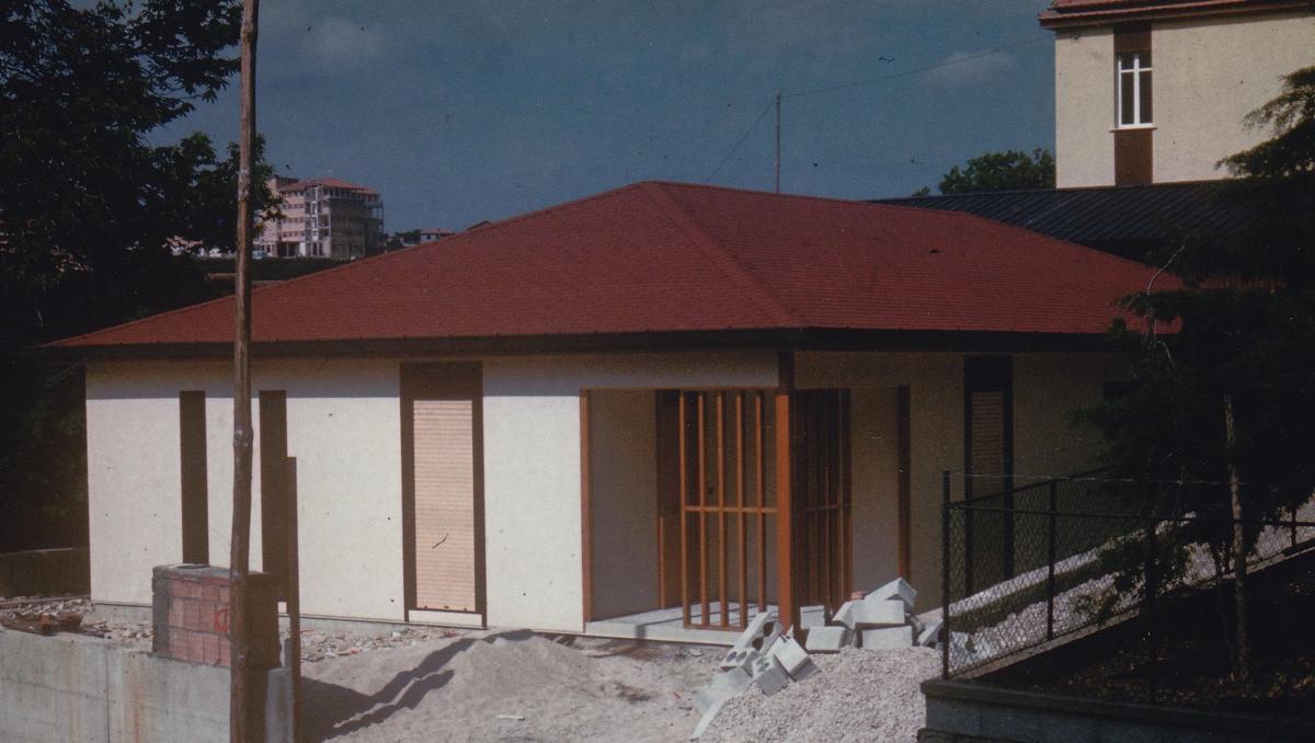 Casa del Vescovo (legno)