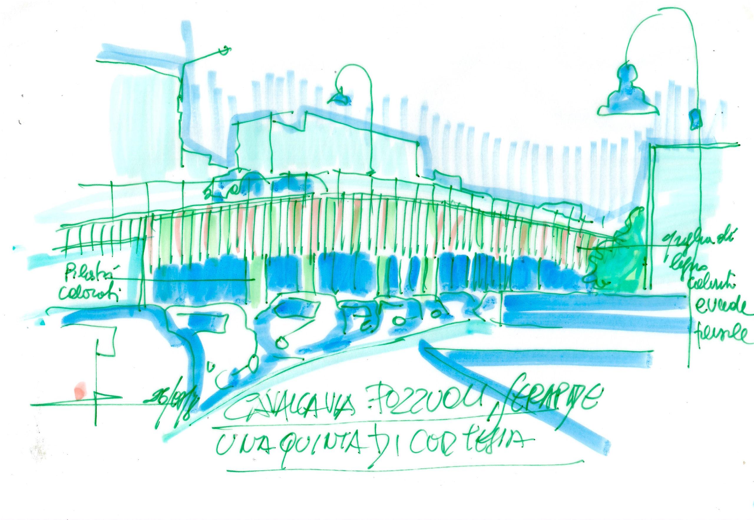 (2016) – Griglia di cortesia – Protezione ambientale – Pozzuoli Tempio di Serapide