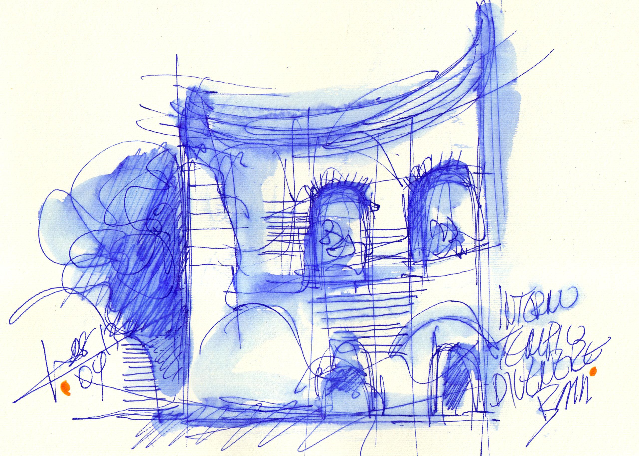 (2014) – Protezione Tempio di Venere -Baia –Studio
