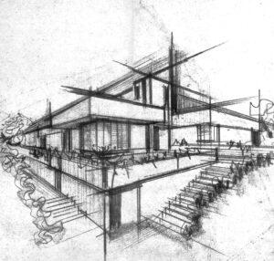 2 villa a procida 1966